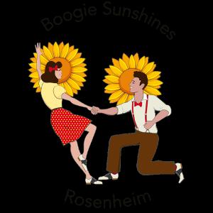 Boogie Sunshines Rosenheim Logo